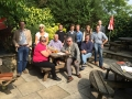 Campaigning for Neil Carmichael MP - Stroud -September 2014