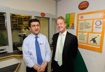 Campaigning to save local Post Offices