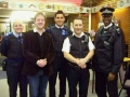With the local Safer Neighbourhood Team - 2007