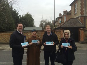 Campaigning in Ealing & Acton