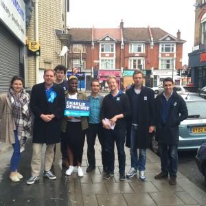 Hammersmith Campaigning