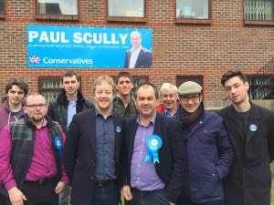 Sutton April Campaign Day